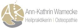Ann Kathrin Warnecke Osteopathie
